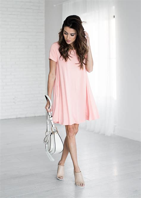 what shoes to wear with swing dress 105 spring outfits to give you that edge you crave just