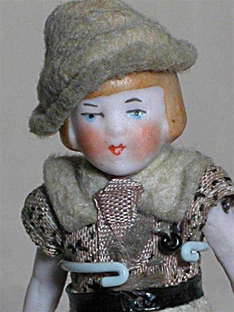 jointed doll house german doll house doll all bisque jointed 3 5 quot