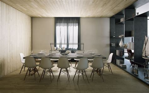 Modern Dining Room 20 Dining Rooms Visualized