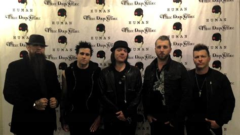 Three Days - three days grace eastern european tour 2016