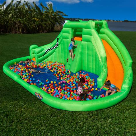 backyard water slides for sale inflatable water slides october 2012