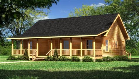 Small Log Home Kits Tennessee Small Log Homes Kits Southland Log Homes