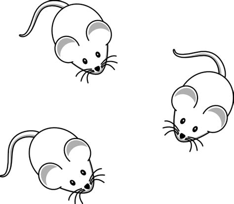 mice clipart mice clip at clker vector clip