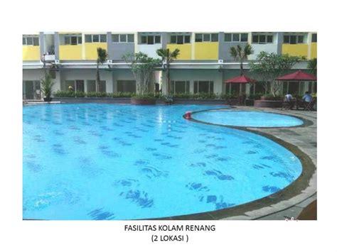 Apartemen Sentra Timur 2 apartemen dijual dijual apartemen sentra timur 2 kamar lantai 6 view kolam renang murah