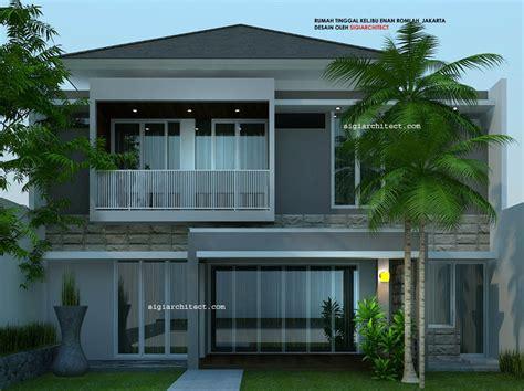 desain eksterior rumah tropis modern 83 desain rumah kaca modern 2 lantai 30 gambar