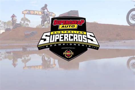 motocross gear melbourne vid 233 o la finale du chionnat de supercross australien