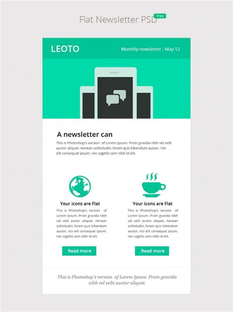Best Free Email Newsletter Design Templates 187 Latest Collection How To Design Email Marketing Template