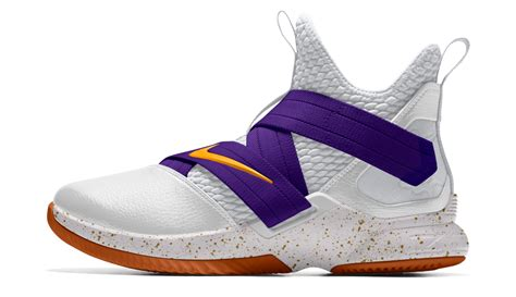 La Lakers 1 lebron la lakers jerseys nike shoe match