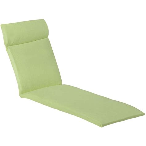 green chaise lounge cushions home decorators collection sunbrella forest green outdoor