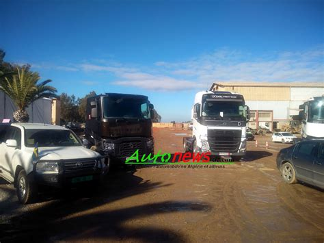 Bsf 01 Kemeja Volvo renault trucks et bsf souakri pose de la premi 232 re