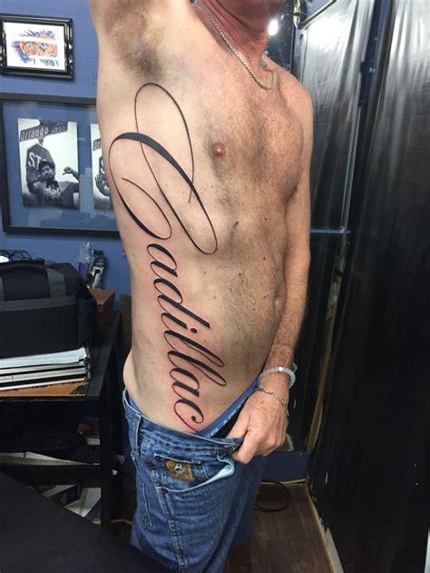 Cadillac Tattoos by Cadillac Tattoos Cadillac And