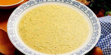 come cucinare il semolino ricetta di zuppa stracciatella e semolino metodi per