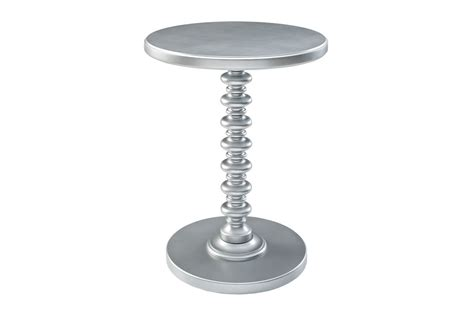 The Silver Spindle silver spindle table powell 145 269 at gardner white