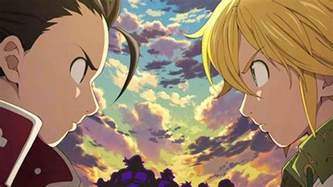 beyond and desire a sins for all seasons novel books the seven deadly sins revival of the commandments anime