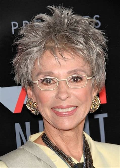 short and spikey grey hair 35 short hair for older women short hairstyles 2017
