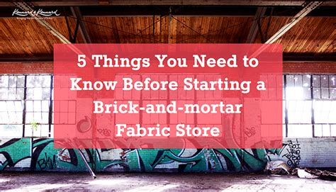 things you need for house 5 things to before starting a fabric store