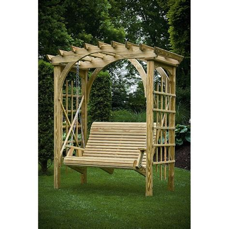 6 Foot Wide Trellis Weight Bearing 6 Foot Arbor