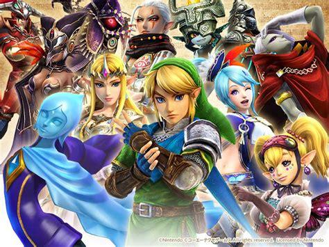 Wii U Hyrule Warriors Amiibo R1 more hyrule warriors details nintendo everything