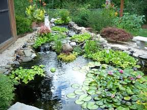 Garden Pond Ideas For Small Gardens Small Garden Ponds Small Water Garden