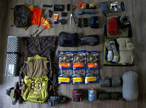 53 essential bug out bag supplies how to build a suburban go bag you can rely upon books a beginner s guide to preparing a bug out bag carryology
