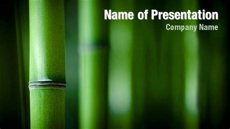 Zen Bamboo Powerpoint Templates Zen Bamboo Powerpoint Backgrounds Templates For Powerpoint Bamboo Powerpoint Template
