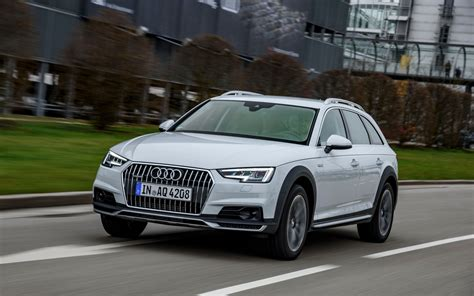 Audi A4 Options Price List by 2017 Audi A4 Allroad The Suv Alternative For Connoisseurs