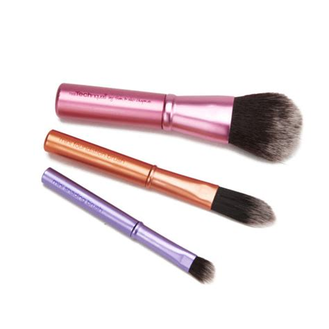 Mini Brushes Set real techniques mini brush set trio free delivery
