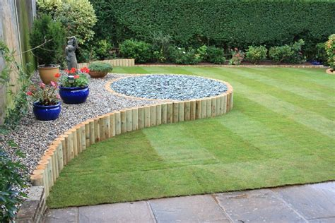 Landscaping Ideas For Gardens Landscaping Logs Beautiful In The Garden Bistrodre Porch And Landscape Ideas
