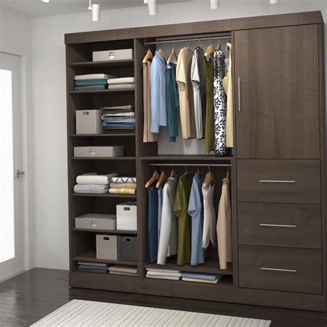 Small Closet Organization Systems Best Closet Systems For Small Closets Home Design Ideas