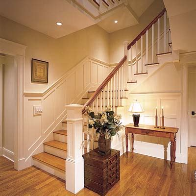 Wainscoting Design by Flat Panel Wainscoting Designs Layouts And Materials