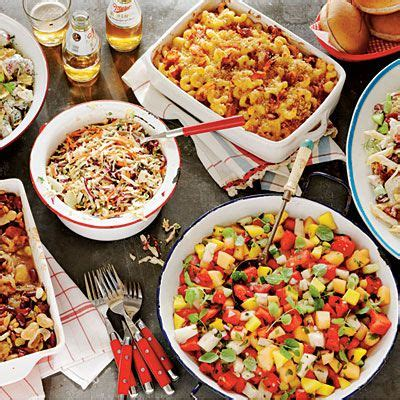 bbq ideas bbq side dish smackdown summer bbq party and salads
