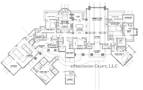 blue ridge floor plan blue ridge log home floor plan