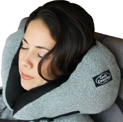 Pillow For Airplane Travel by Dobundle