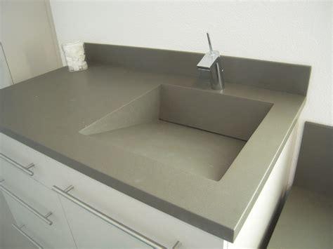 corian integrated bathroom sink corian integrated