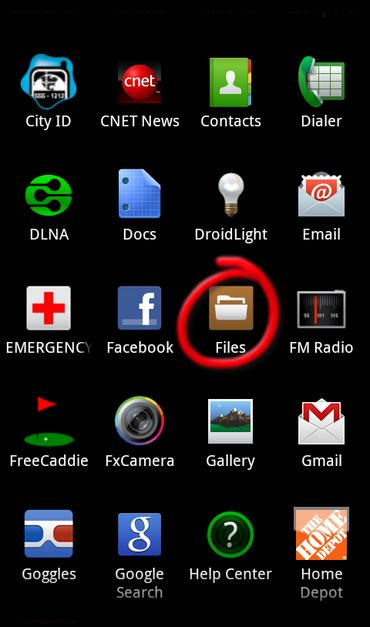 how to find files on android how to find downloaded files on android cnet