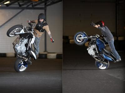 Motorrad News Download by New Stunt Team Supported By Bmw Motorrad News Gallery