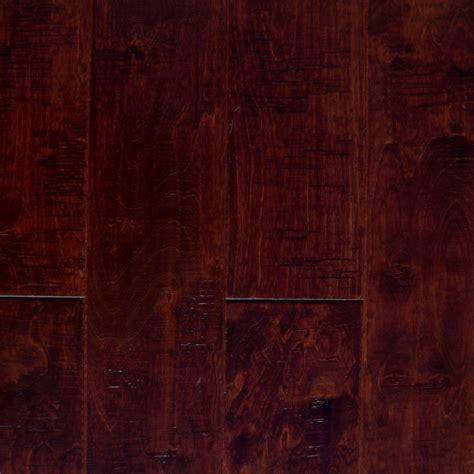 Distressed Hardwood Flooring Floor Birch Flintlock 6 Quot X 1 2 Quot Handscraped