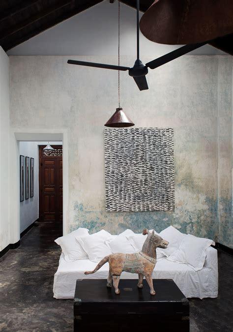 sea change expat house sri lanka earthy living room