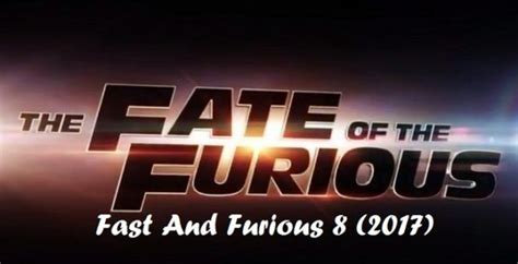 fast and furious 8 april 14 2017 sinopsis film fast and furious 8 2017 quot the fate of the
