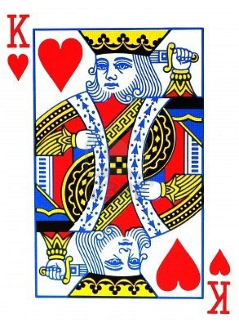 card blank template king of diamonds did you it s fasab s february facts fasab