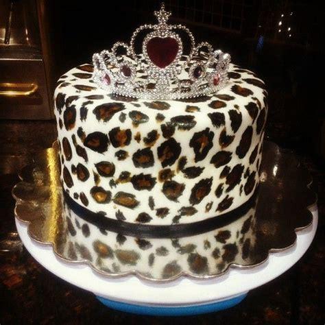 leopard birthday cake leopard print cake it better be chocolate inside