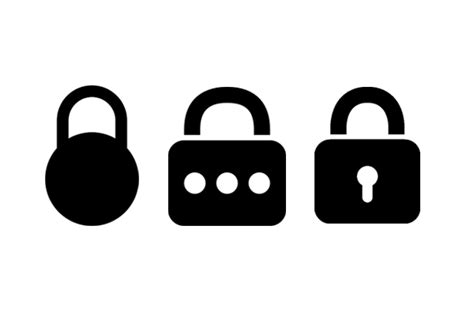 Keep Your Money Lock And Key Luellas Key Chain Purse by Lock Icon Free Png And Vector