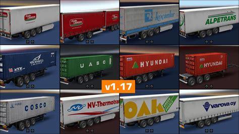 ssl trailer pack  ets  mod  ets  mods