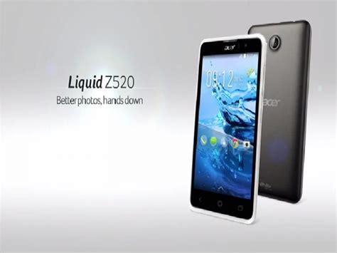 Harga Acer Liquid Z520 acer liquid z520 smartphone sejutaan berlayar 5 0 inch