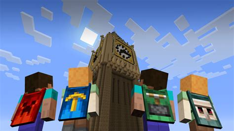 minecraft console minecraft console editions are getting flatter woodier