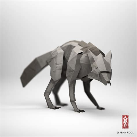 Kool Origami - kool konstruiert digitale origamitierchen armada