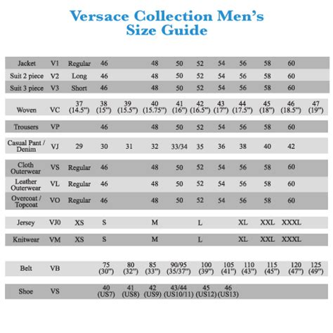 shoe size chart new look versace collection classic belt at zappos com