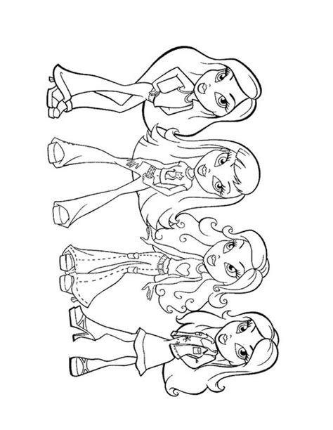 cute girl coloring pages for kids gt gt disney coloring pages