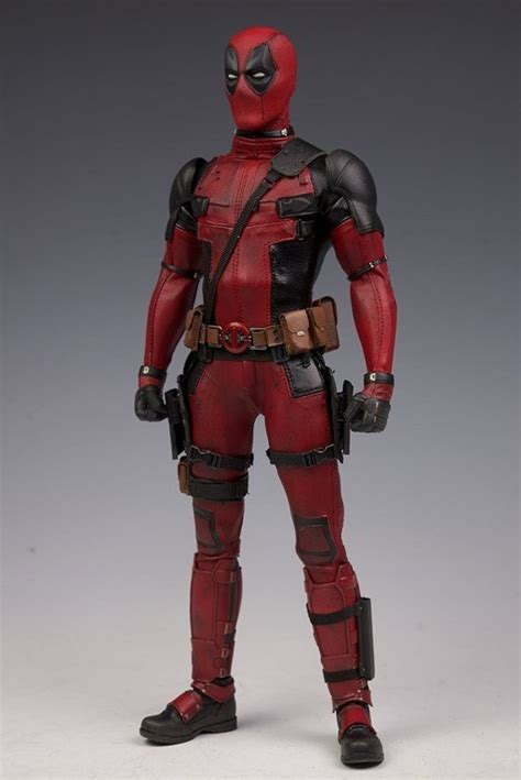deadpool 2 review embargo toys deadpool review by hacchaka gundammodelkits