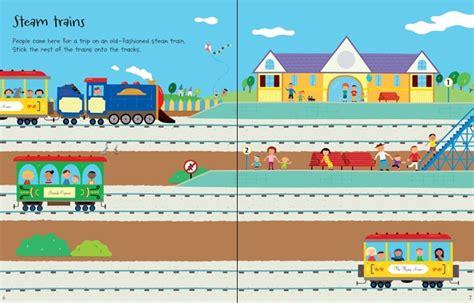 Usborne See Inside Trains trains at usborne children s books